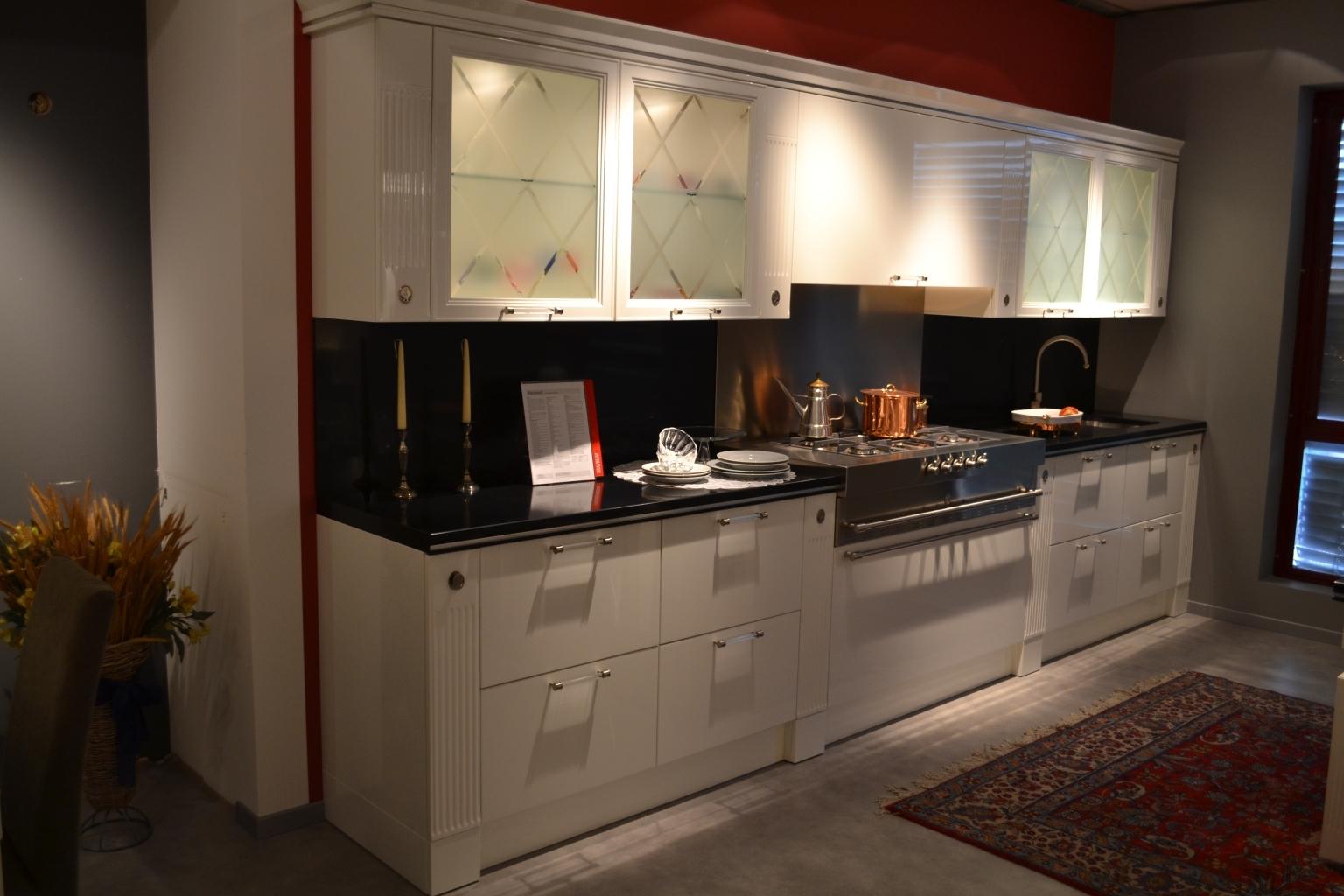 Baccarat scavolini offerta cucine a prezzi scontati for Outlet arredamento cucine