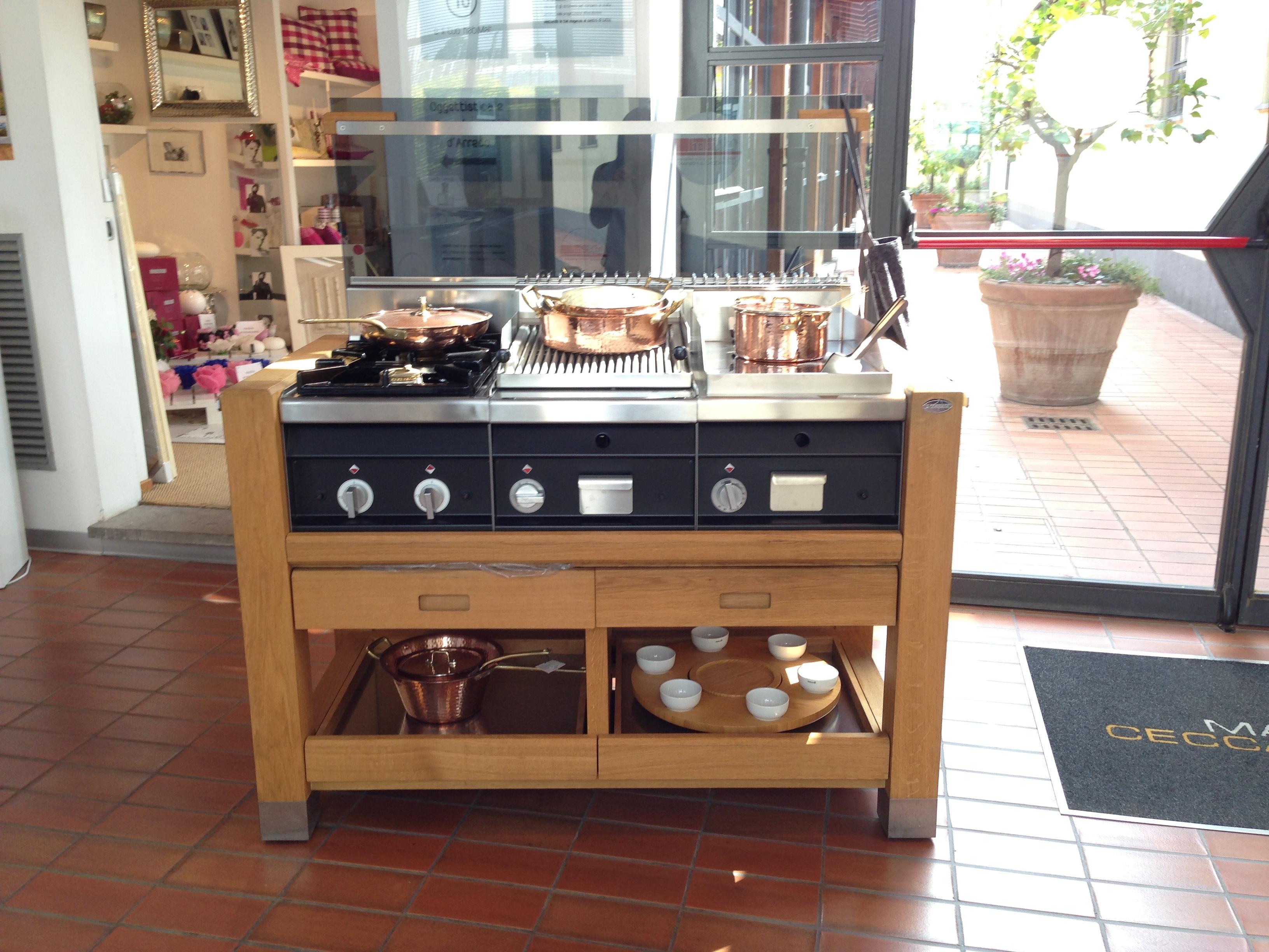 Barbecue corradi da esterno promo cucine a prezzi scontati for Arredamento da esterno