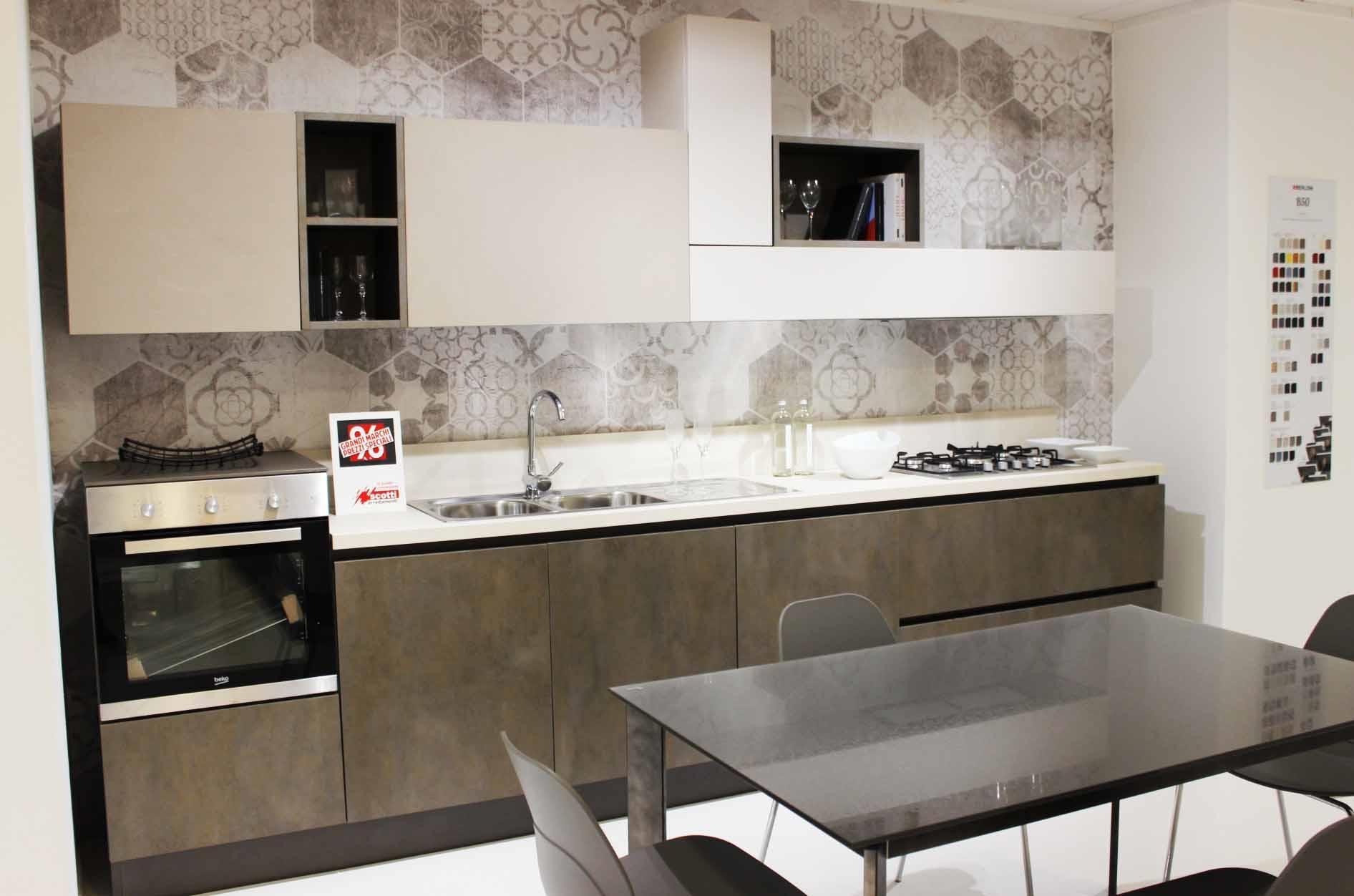 La Cucina In Stile Industrial - Cucine Berloni Roma | cucine ...