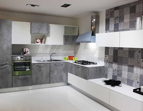 Berloni Cucina ad angolo Sunny in outlet