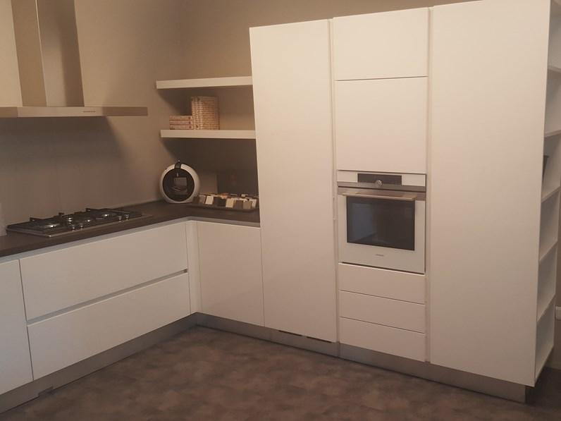 Berloni Cucine Cucina B50 Design Laccato Lucido Bianca