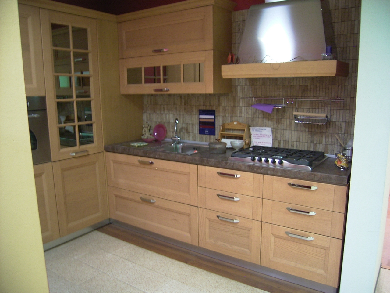 Awesome Cucina Stosa Beverly Prezzo Pictures - Home Ideas - tyger.us