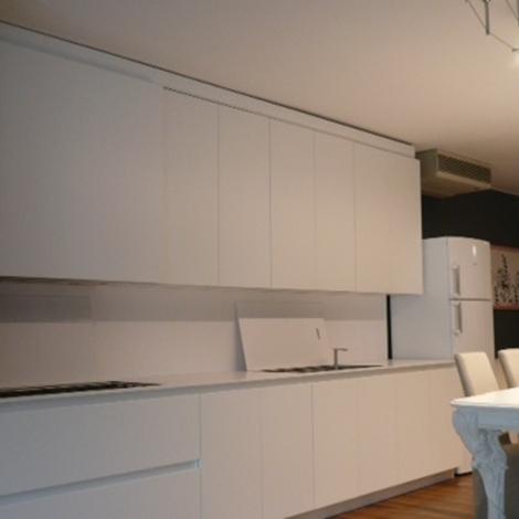 Cucina bianca moderna cucine a prezzi scontati - Cucina provenzale bianca ...