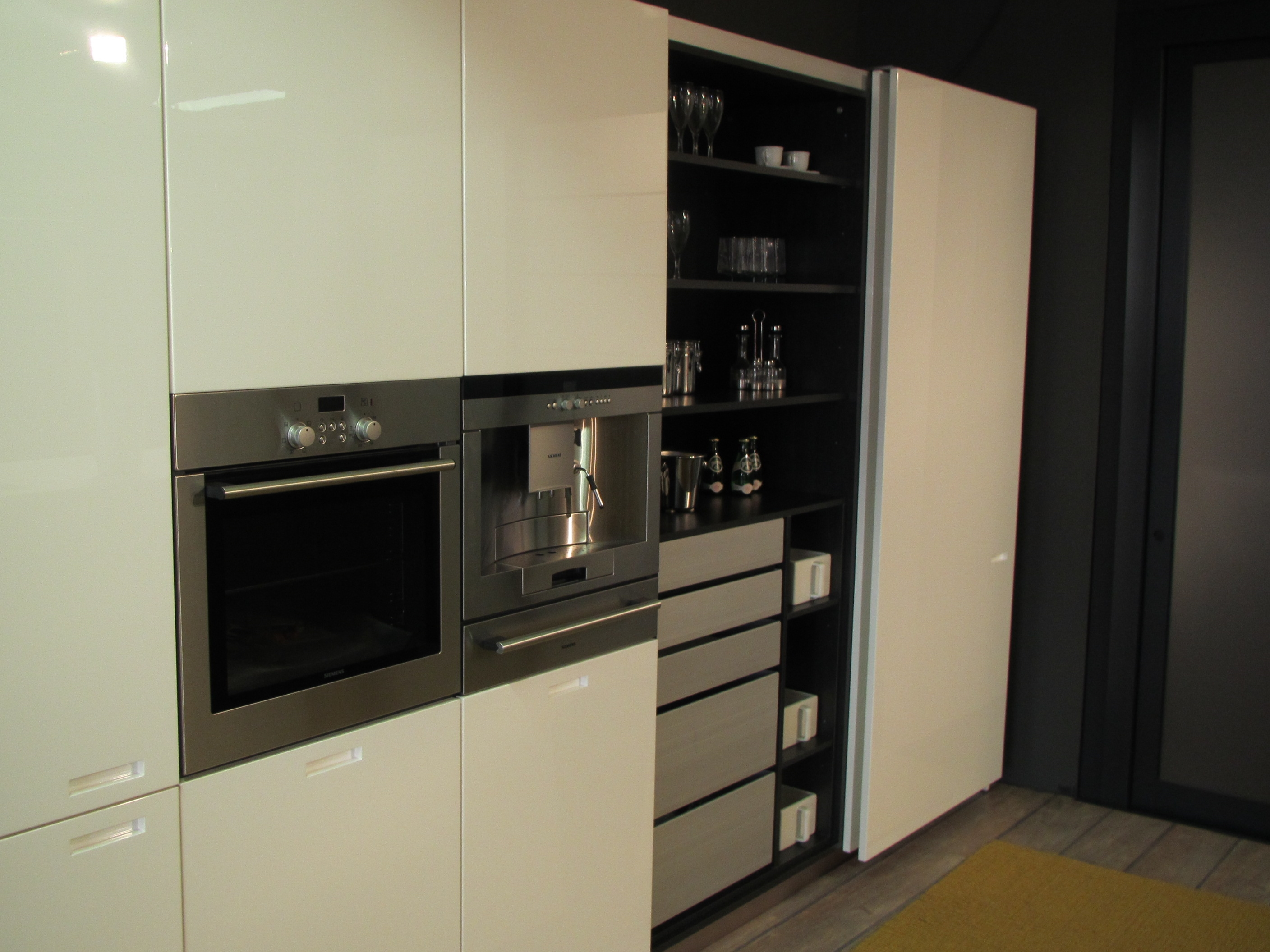 boffi outlet 18088 cucine a prezzi scontati. Black Bedroom Furniture Sets. Home Design Ideas