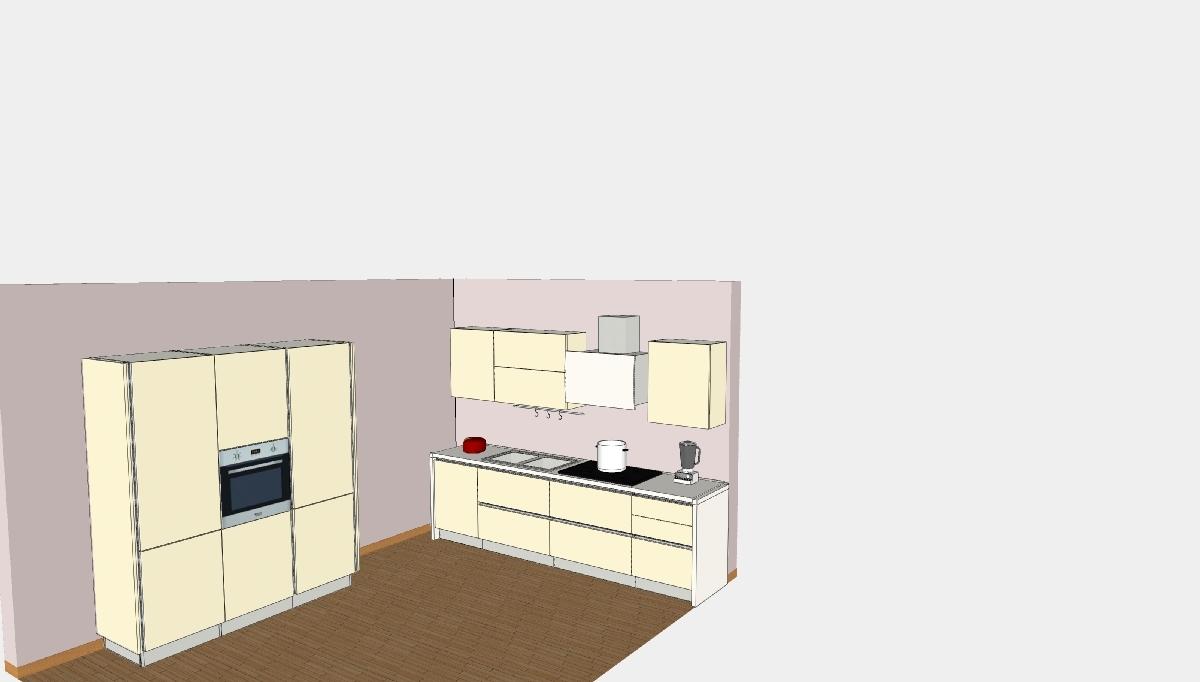 Prezzi di cucine moderne idee per il design della casa - Cucina scic prezzi ...