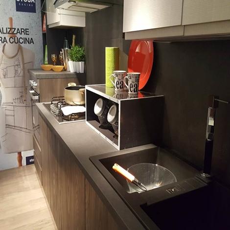Cucina stosa cucine bring stosa cucine con frigo libera - Cucina frigo libera installazione ...