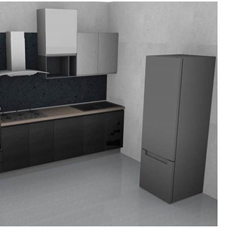 cucina stosa cucine bring stosa cucine con frigo libera ... - Cucina A Libera Installazione