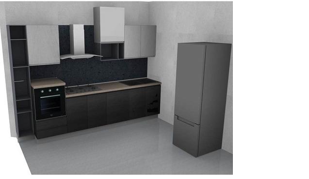 Cucine Con Frigo Esterno ~ Idea Creativa Della Casa e Dell\'interior ...