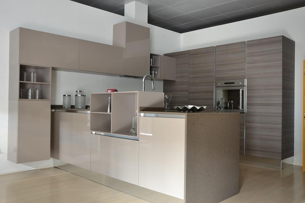 Cesar cucina ariel con top quarzo cucine a prezzi scontati - Quarzo per cucine ...