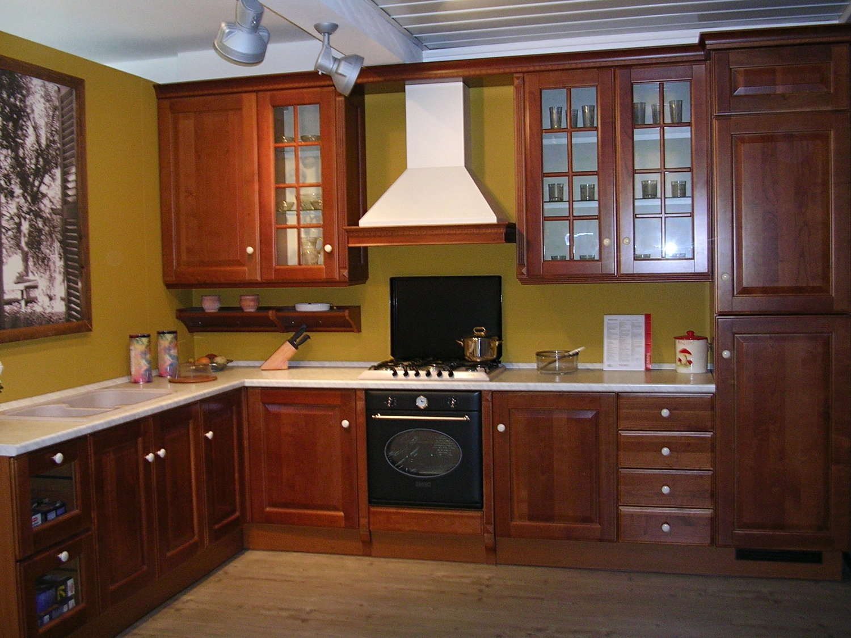 Cucina scavolini baltimora scontato del 50 cucine a - Cucina scavolini classica ...