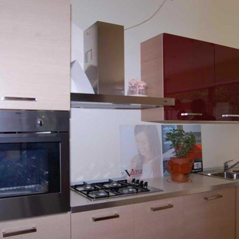 Composizione lineare aurora cucine a prezzi scontati - Aurora cucine outlet ...
