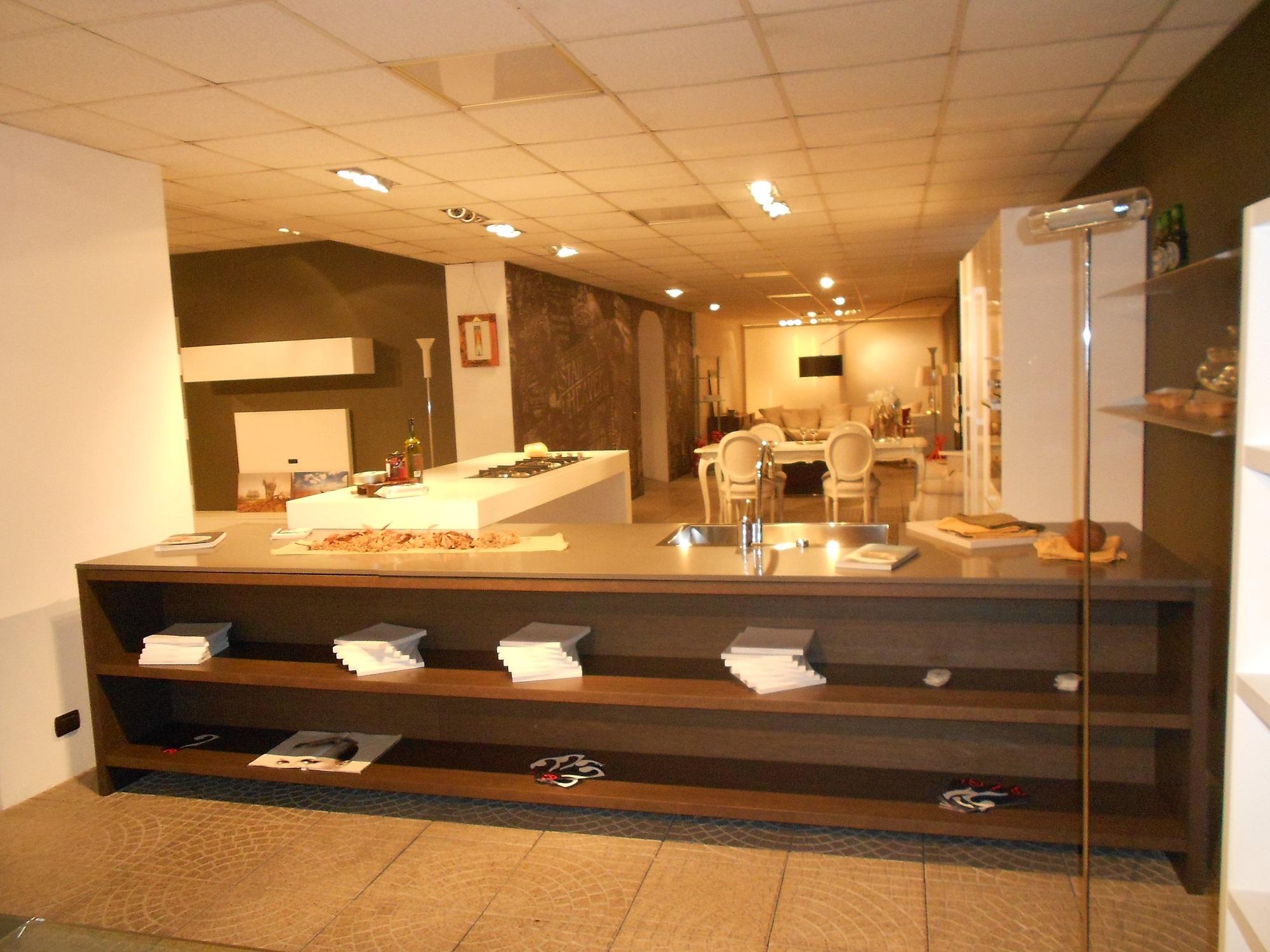 Copat cucine cucina iride design laccato lucido bianca - Spessore top cucina ...