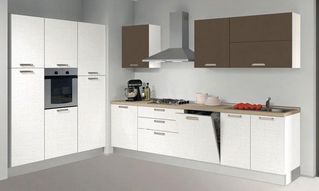 Cucina 143l Cm 180 X 300 Cucine A Prezzi Scontati