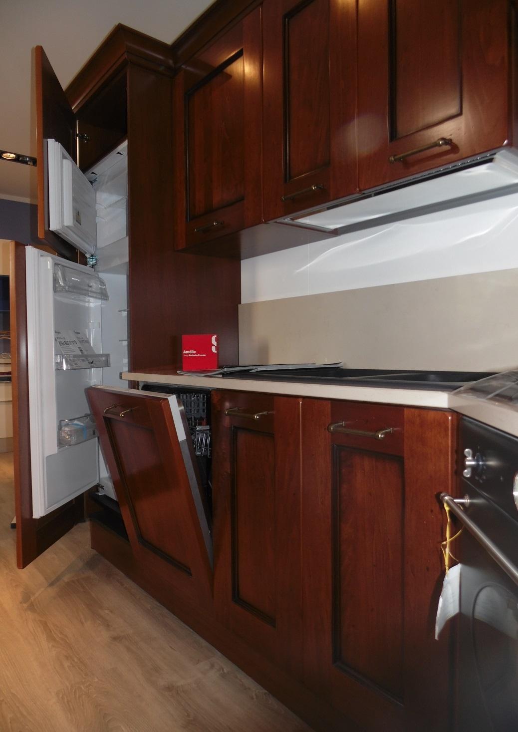 Cucine Scavolini Garanzia : Cucina ad angolo amelie scavolini scontata del
