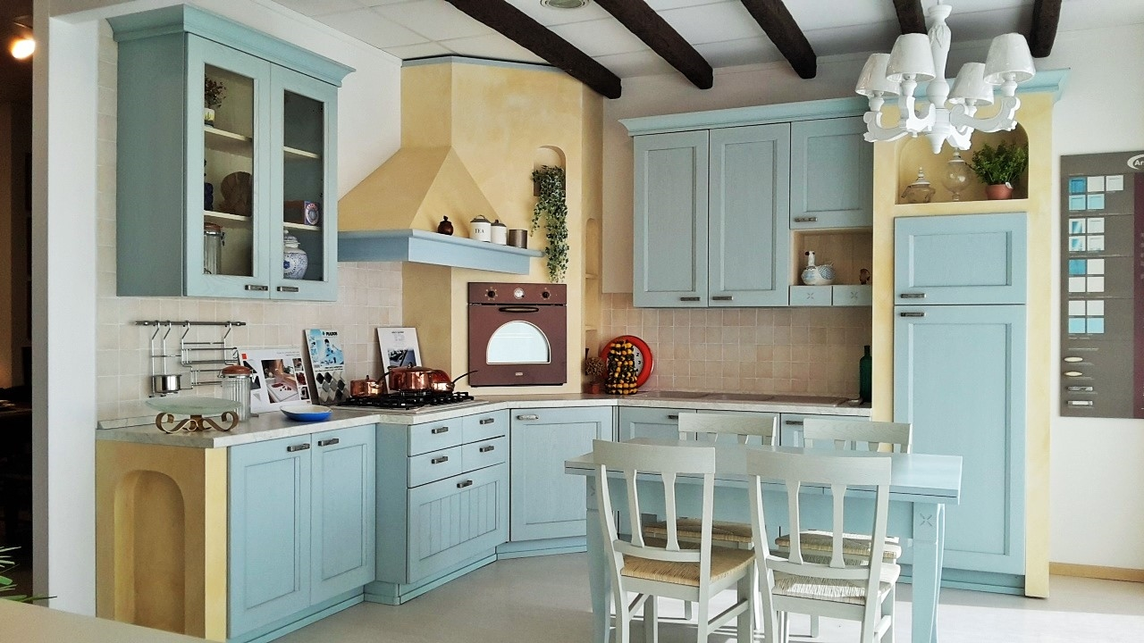 cucina ad angolo arrital a prezzi scontati