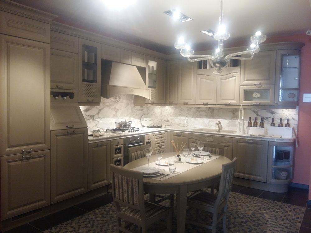 Cucina ad angolo aster cucine scontata del 58 cucine a - Cucine ad angolo prezzi ...