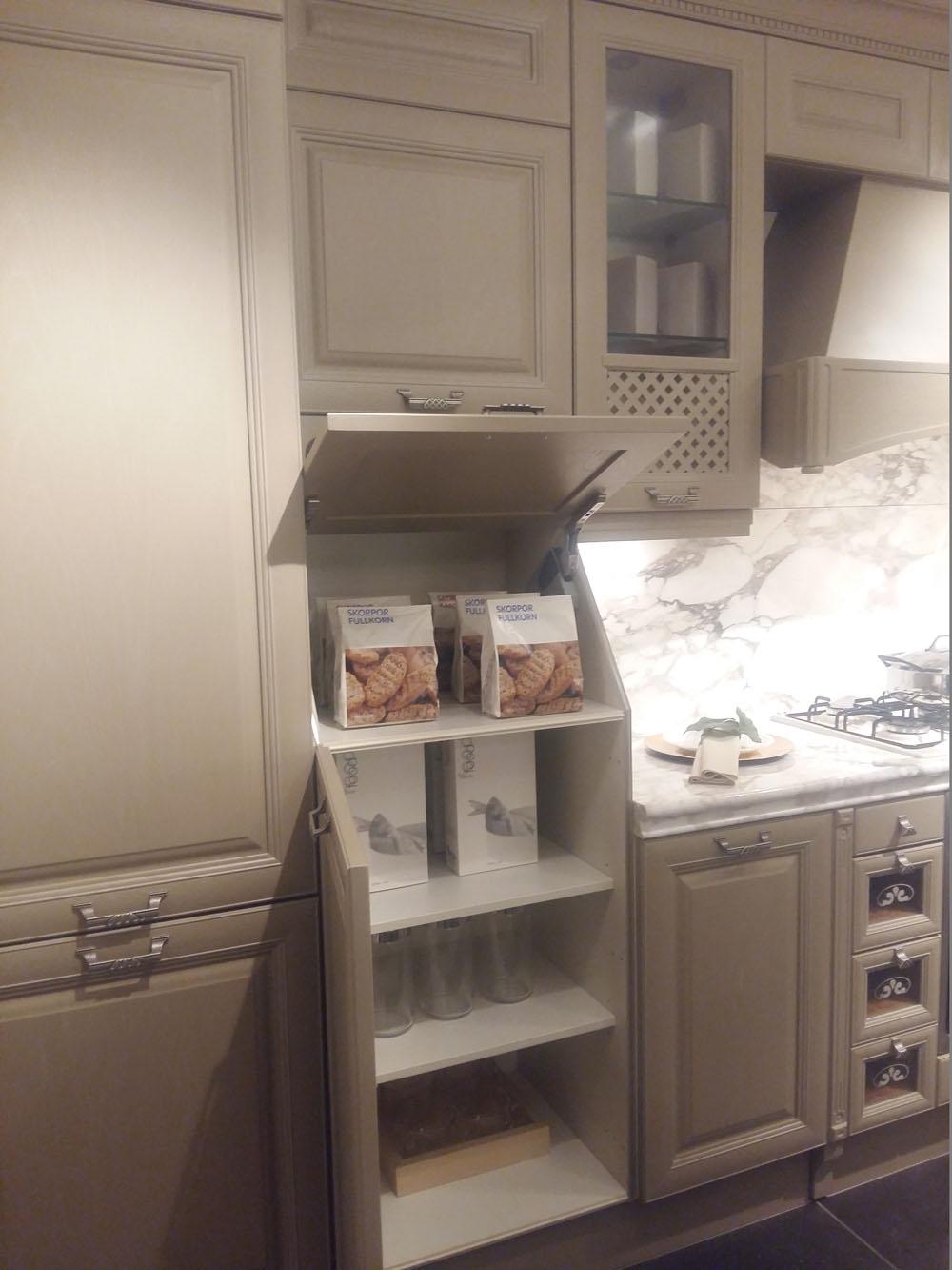 Cucina ad angolo aster cucine scontata del 58 cucine a - Cucine ad angolo ...
