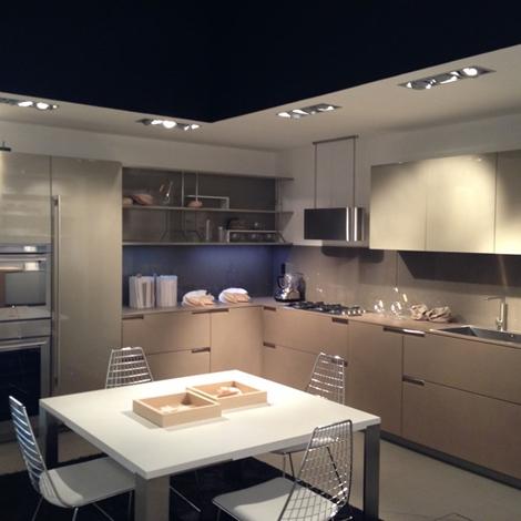 Cucina ad angolo Aster Cucine scontata del 59% - Cucine a prezzi ...