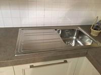 Cucina ad angolo ASTRA CUCINE in OFFERTA (misura 240x285cm) mod OLD LINE