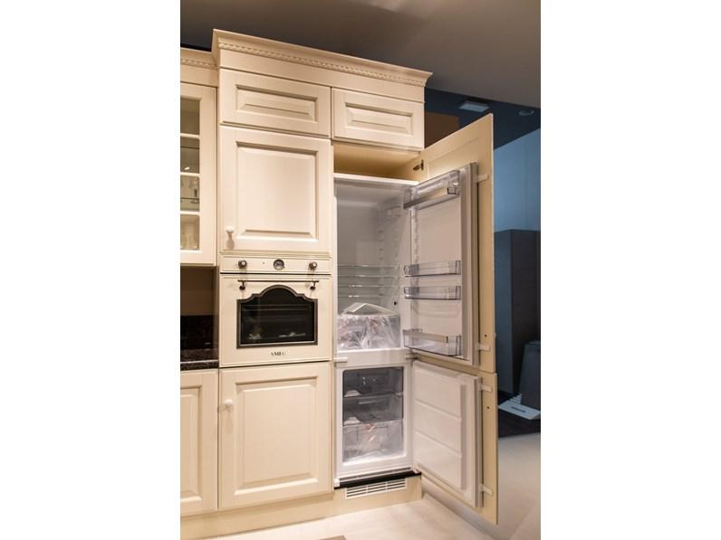 Cucina ad angolo baltimora scavolini met prezzo - Composizione cucina ad angolo ...
