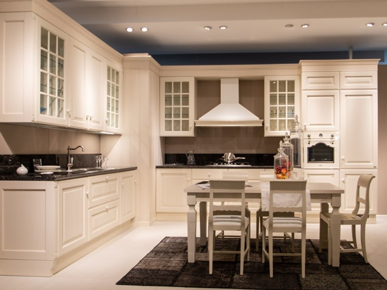 Cucina ad angolo baltimora scavolini met prezzo - Prezzo cucina scavolini ...