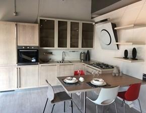 Cucina ad angolo Carattere Scavolini con un ribasso del 36%