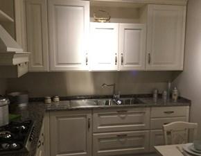 Cucina ad angolo classica Baltimora  Scavolini a prezzo scontato