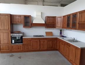 Cucina ad angolo classica Giuliana Arrex a prezzo scontato