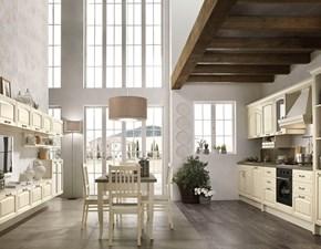 Cucina ad angolo classica Unica Artigianale a prezzo scontato