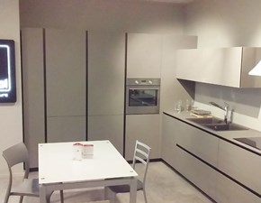 Cucina ad angolo design Arrital ak-04 Arrital cucine a prezzo scontato