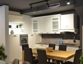 Cucina ad angolo design Cc06 Artigianale a prezzo ribassato