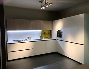 Cucina ad angolo design Copatlife 2.1 Copat cucine a prezzo ribassato