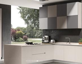 Cucina ad angolo design Corolla  Essebi a prezzo ribassato