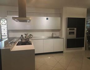 Cucina ad angolo design Cucina valcucine mod. riciclantica Valcucine a prezzo scontato