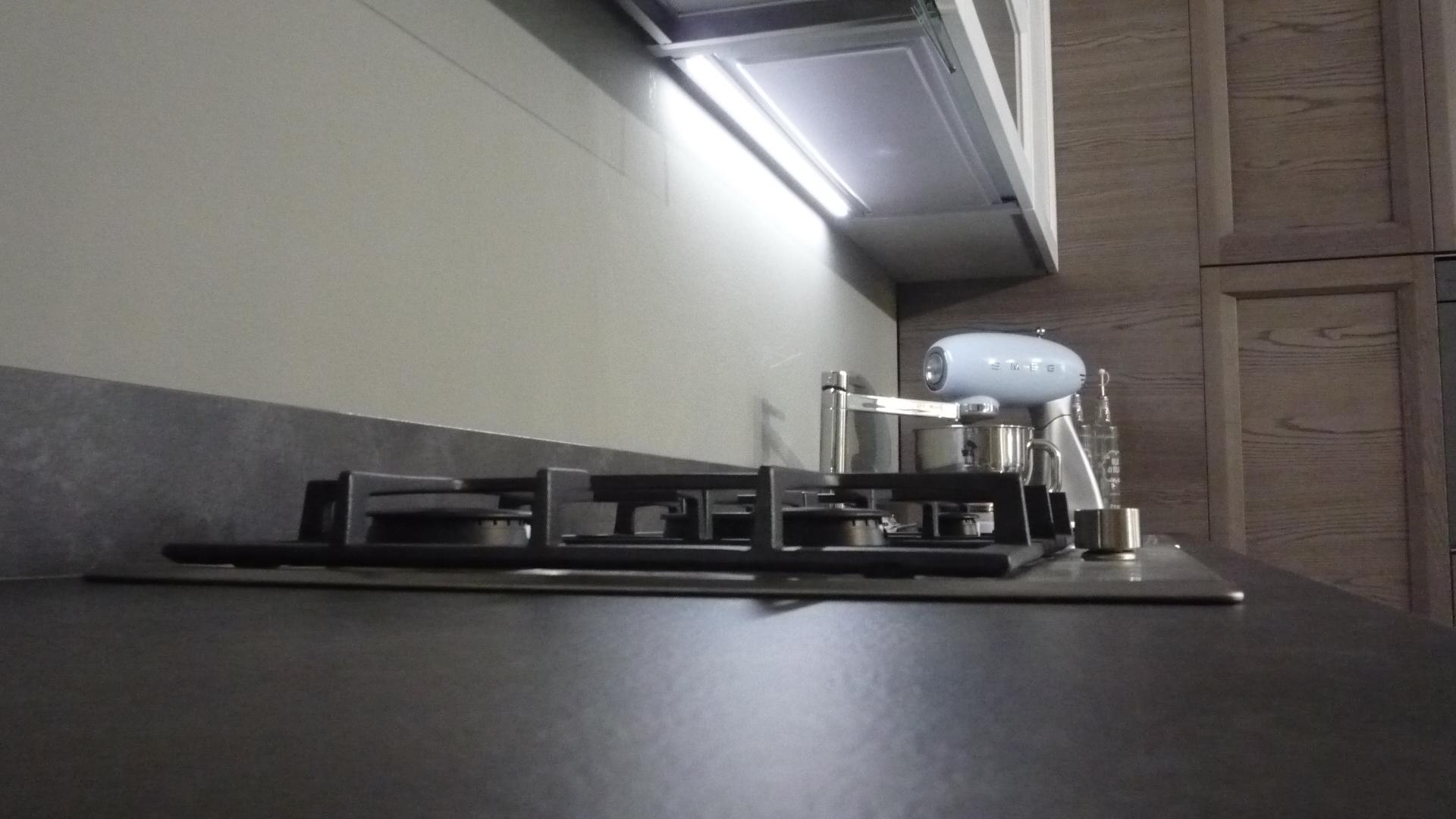 Cucina ad angolo Febal modello Class scontata del 63 % - Cucine a prezzi scontati