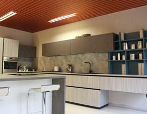 Cucina ad angolo Helene Zecchinon con un ribasso vantaggioso