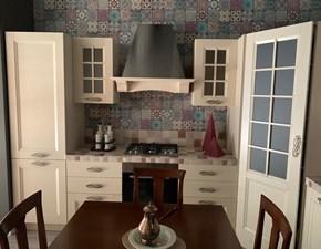 Cucina ad angolo in laccato opaco a prezzo ribassato