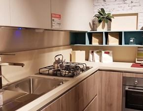 Cucina ad angolo in laccato opaco a prezzo scontato 60%