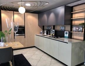 Cucina ad angolo in laccato opaco altri colori Lab 13 a prezzo scontato