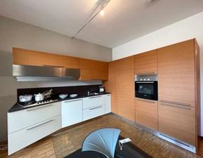 Cucina ad angolo in laccato opaco altri colori Wing a prezzo scontato