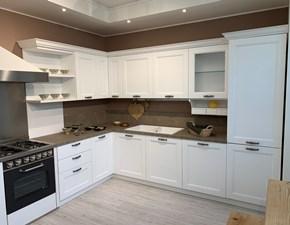 Cucina ad angolo in legno a prezzo ribassato 36%