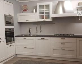 Cucina ad angolo in legno a prezzo scontato 31%