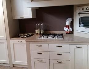 Cucina ad angolo in legno a prezzo scontato 53%
