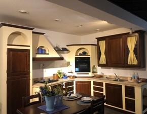 Cucina ad angolo in legno altri colori Cucina gr  a prezzo scontato