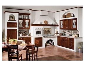 Cucina ad angolo in muratura Arrex * Arrex a prezzo scontato