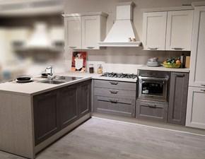 Cucina ad angolo Iris Lube cucine con un ribasso vantaggioso