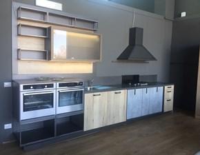 Cucina ad angolo Loft Snaidero con un ribasso del 50%