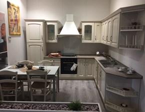 Cucina ad angolo Madeleine Scavolini con un ribasso vantaggioso