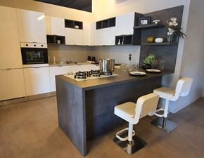 Cucina ad angolo Mia Sira cucine con un ribasso vantaggioso