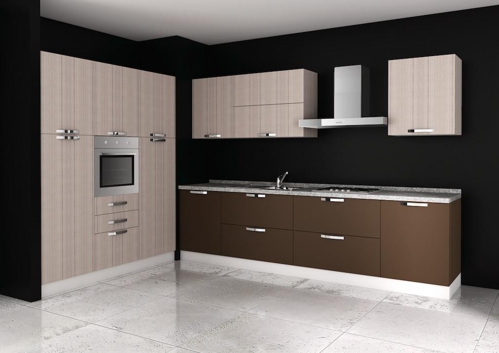 Cucina ad angolo modello arianna cucine a prezzi scontati - Composizione cucina ad angolo ...